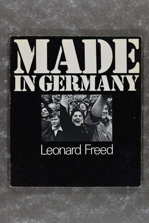 Freed,  Leonard  -  Made in Germany - first edition 1970