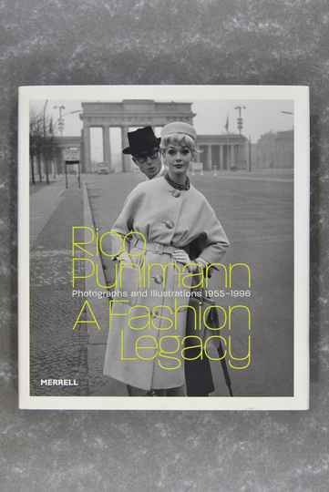 Puhlmann, Rico  -  A Fashion Legacy: Photographs and Illustrations 1955-1996 as new