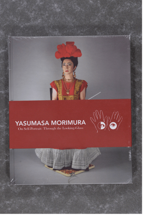 Morimura , Yasumasa - On Self-Portrait: Through the Looking-Glass   New in plastic!