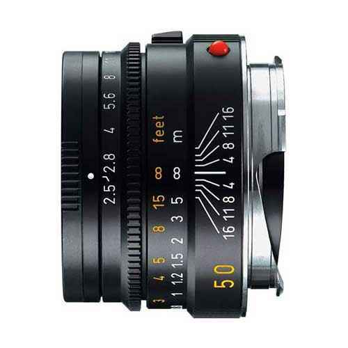 Leica Summarit - M 50mm / f2.5 Lens M Mount 6 Bits as new!