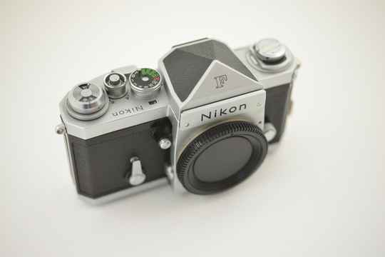 Nikon  -  Nikon F body chrome 7126962