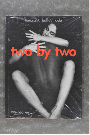 Amhoff - Windeler , Tamara - two by two         new in plastic! Rare!