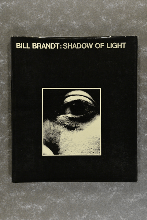 Brandt, Bill - The shadow of light     rare!