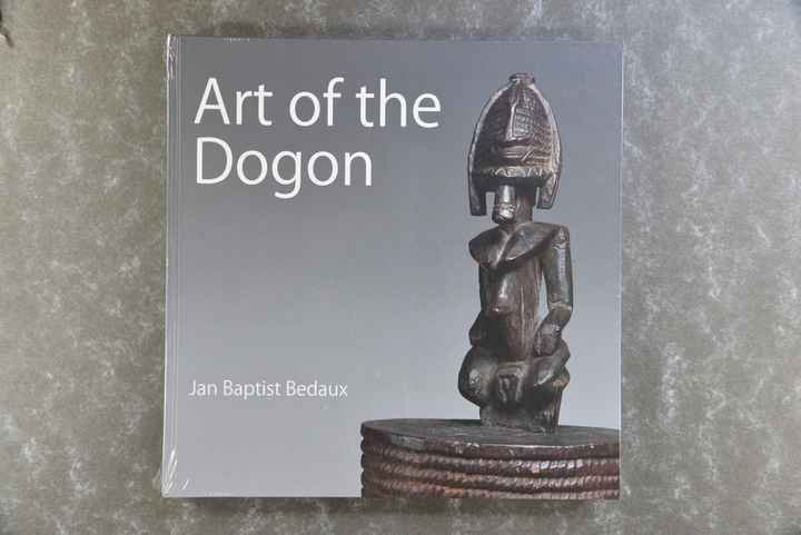 Bedaux,  Jan Baptist  -  Art of the Dogon  XXL book! Rare!