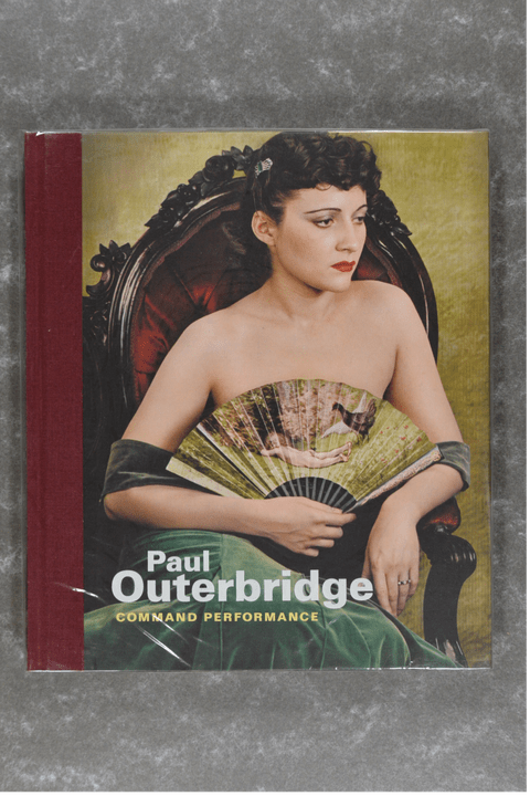 Outerbridge , Paul - COMMAND PERFOMANCE  new in plastic!