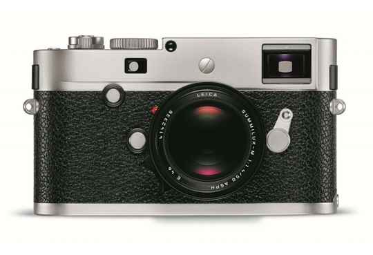 GERESERVEERD t/m 18 juli Leica M-P (typ 240) chrome body almost mint!