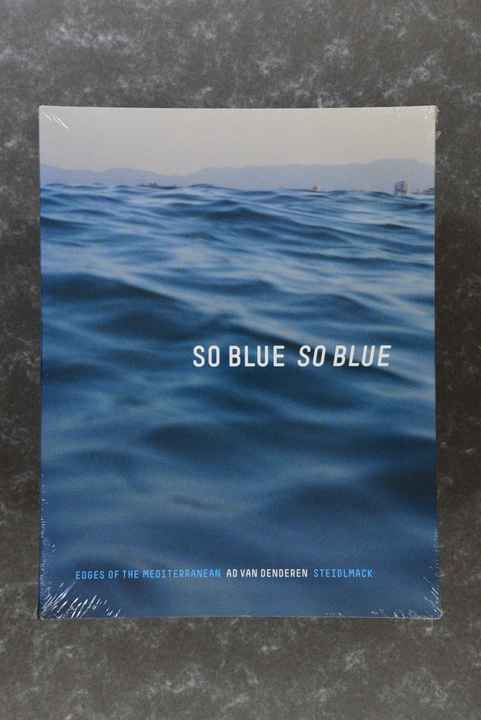 Denderen, Ad van  -  SO BLUE  SO BLUE  -
