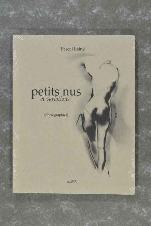 Laine, Pascal  -  Petits nus et variations       (New in plastic!)     (Hard to find!)
