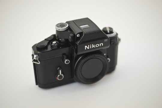 Nikon  -  F2 Photomic black ser.nr. 7363206