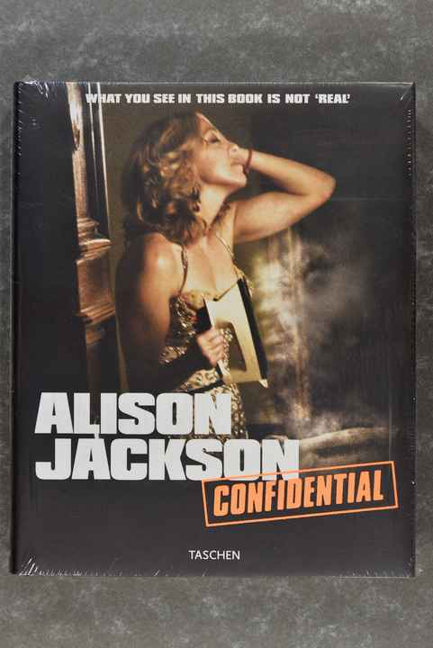 Jackson, Alison  -  Confidential    (New sealed in plastic!)
