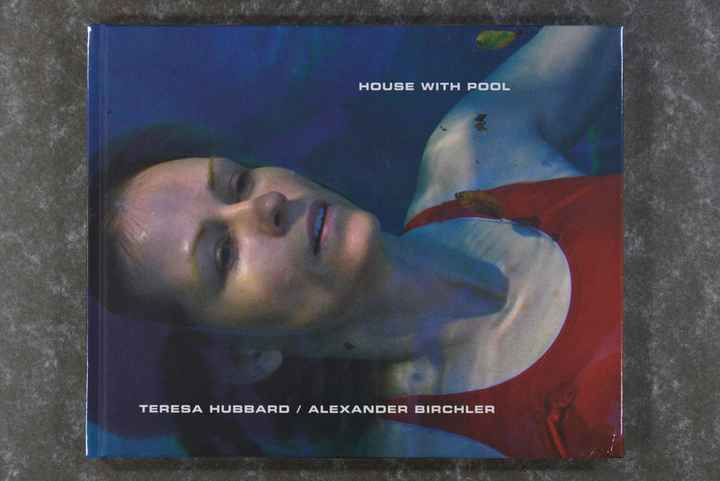 Hubbard, Teresa / Birchler Alexander  -  House with Pool (New in plastic!)