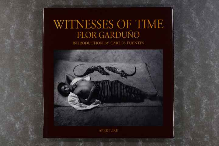 Garduño, Flor  -  Witnesses Of Time  (XL-book!)