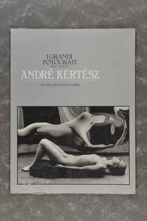 Kertész, André  -  I Grandi Fotografi - Serie Argentino (New in plastic!) (Extremely Rare!)