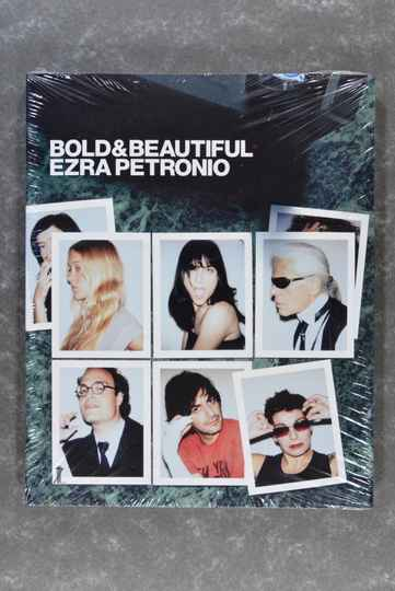 Petronio, Ezra  -  Bold & Beautiful   (New plastic!)