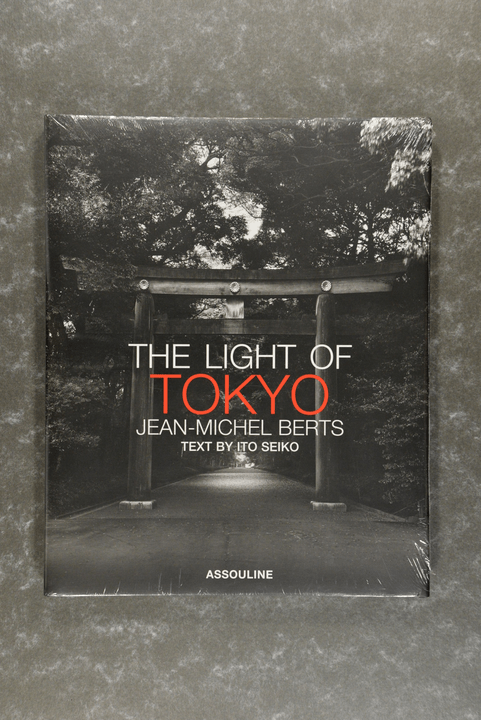 Berts,  Jean-Michel  -  The Light of Tokyo       new in plastic