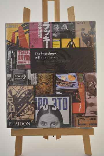 The Photobook: A History Volume I - Martin Parr and Gary Badger - Phaidon - SIGNED!