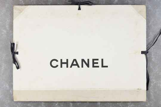 Lagerfeld, Karl  -  Chanel Boutique Collection Croisière 1996-1997   (Vintage)   (Extremely rare!)