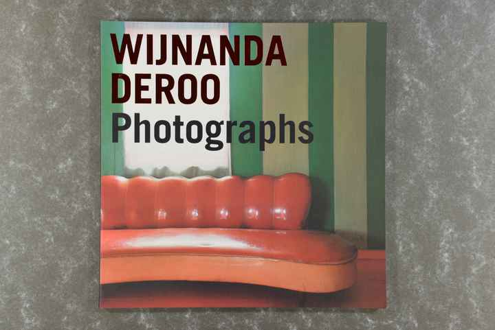 Deroo,  Wijnanda  -  Wijnanda Deroo: Photographs     book is new/mint