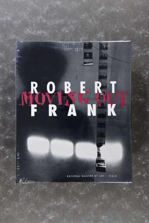 Frank,  Robert  -  Moving out  -  NEW in plastic!!!