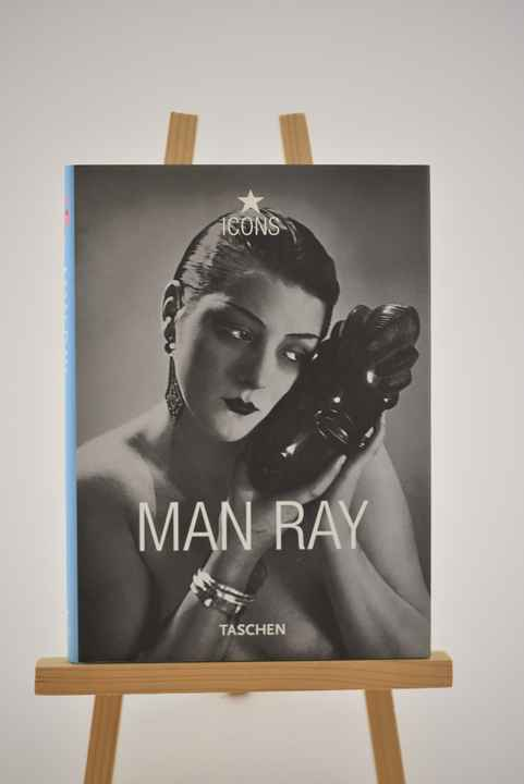 Ray,  Man  -  Icons- Taschen