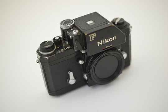 Nikon  -  Nikon F Photomic black body 7058292