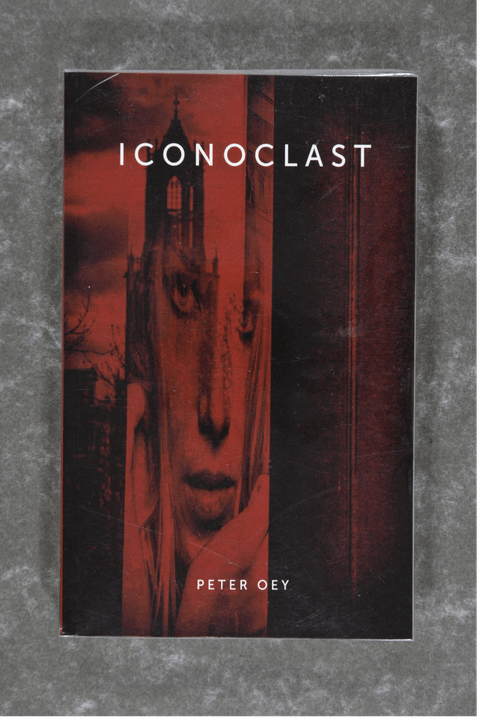 Oey , Peter - ICONOCLAST     Signed New in plastic!!