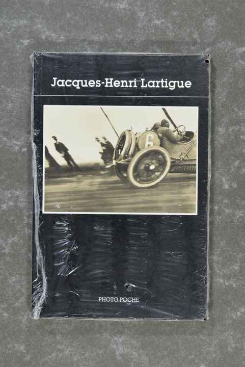 Lartigue, Jacques-Henri  -  Collection Photo poche       (New in plastic!)  (Hard to Find!)