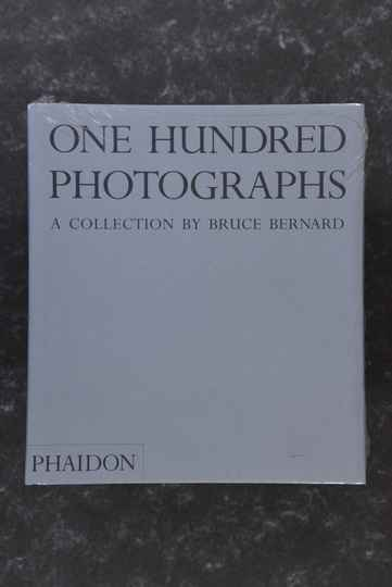 One Hundred Photographs - A Collection By Bruce Bernard - New in plastic!