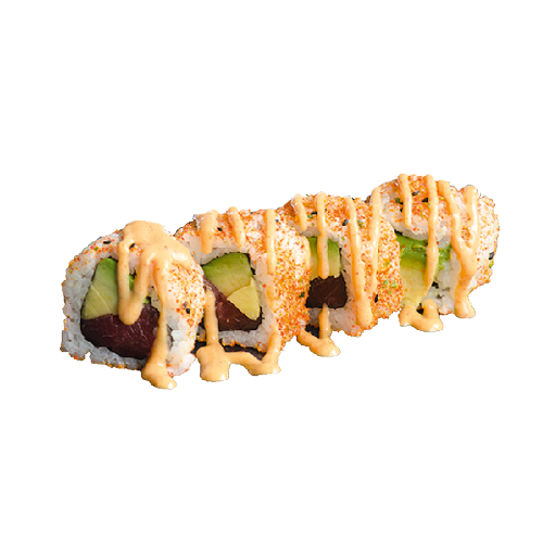 31. Spicy Tuna Roll