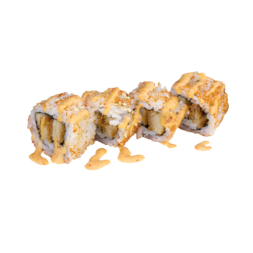 25. Spicy Chicken Roll