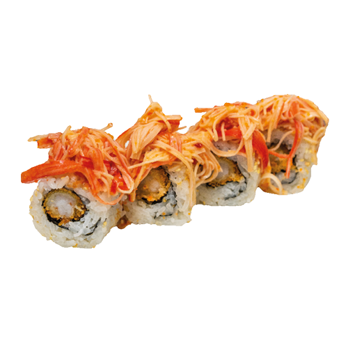 38. Spicy Ebi Crab Maki