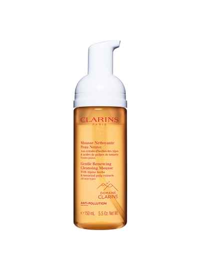 Clarins Gentle Renewing Cleansing Mousse