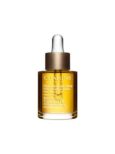 Clarins Blue Orchid Treatment Oil - Dehydrated Skin