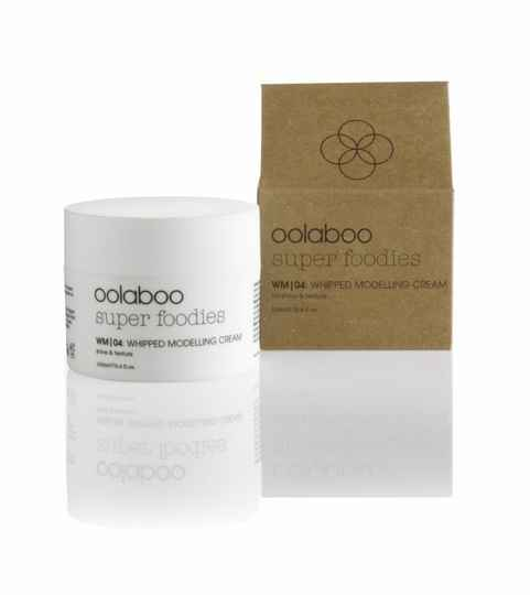 Oolaboo Super Foodies whipped modelling cream 100 ml