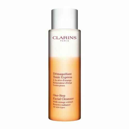 Clarins One-Step Facial Cleanser with Orange Extract - All Skin Types