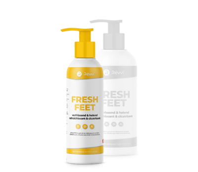 Révvi Fresh FEET GEL - 500ml - drukpomp (dis)