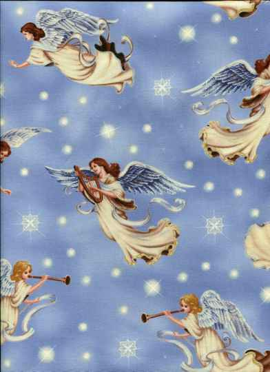 Christmas Angeloi from heaven