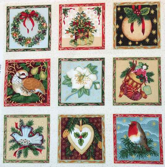 Christmas labels 7