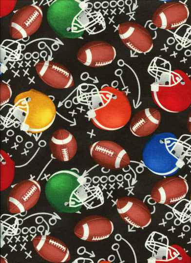 Sports and games American football