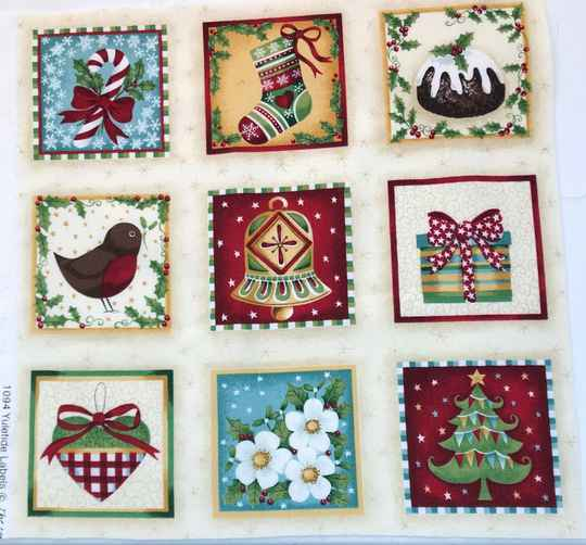 Christmas labels 9