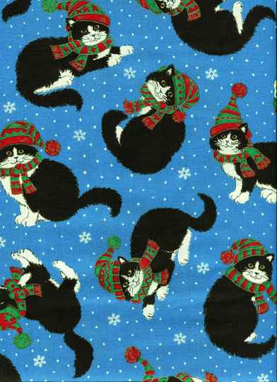 Christmas it is cold outside catty
