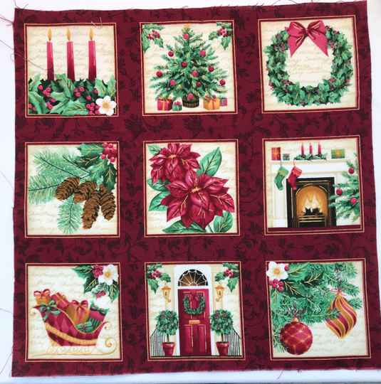 Christmas labels 14