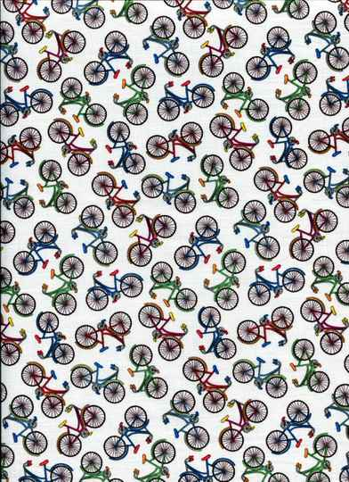 Transportation cycles on white