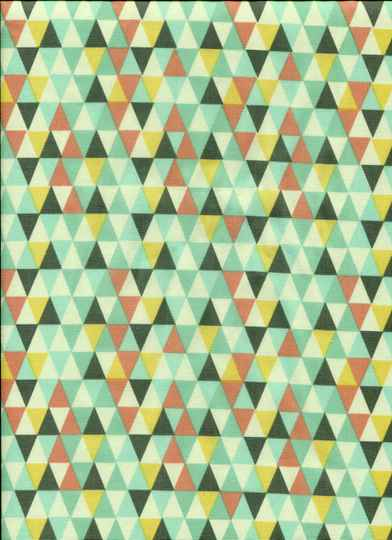 Geometric triangles all over