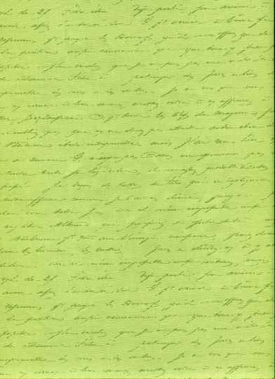 Library script green