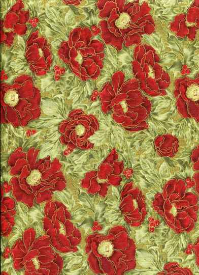 Flowers flo 10 long quarter 23x110cm