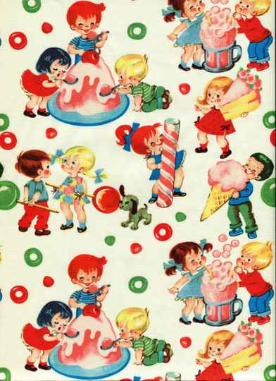Babies and children Candy shop