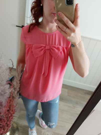 Blouse ´strikjulie´