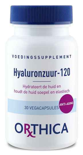 Hyaluronzuur-120 30vcapt Orthica