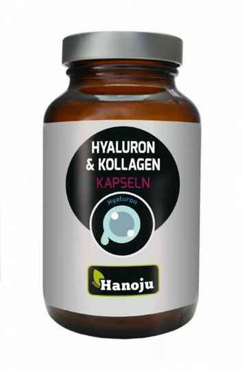Hyaluronzuur & Collageen caps Hanoju